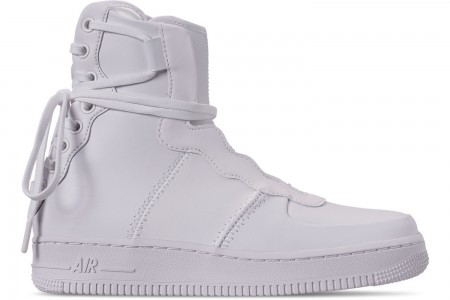 Nike Women's AF1 Rebel XX Casual Shoes - White/White/White