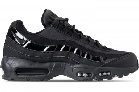 Nike Men's Air Max 95 RM Casual Shoes - Black/Anthracite