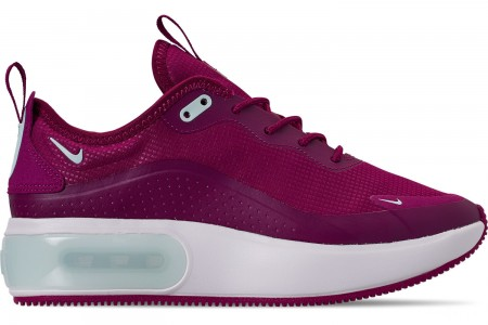 Nike Women's Air Max DIA Casual Shoes - True Berry/Teal Tint/Bordeaux/Summit White
