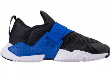 Nike Boys' Big Kids' Nike Huarache Extreme Casual Shoes - Black/Lyon Blue/Volt