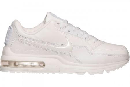 Nike Men's Air Max LTD 3 Casual Shoes - White/White