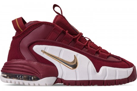 Nike Boys' Big Kids' Air Max Penny Basketball Shoes -