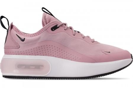 Nike Women's Air Max DIA Casual Shoes - Plum Chalk/Plum Eclipse/Summit White