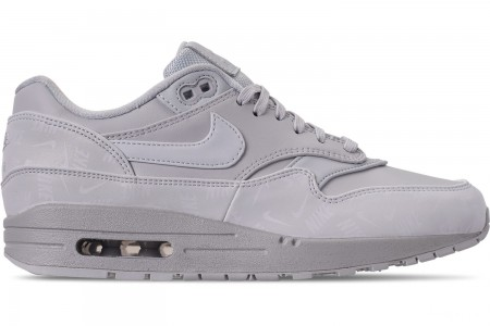 Nike Women's Air Max 1 Lux Casual Shoes - Pure Platinum
