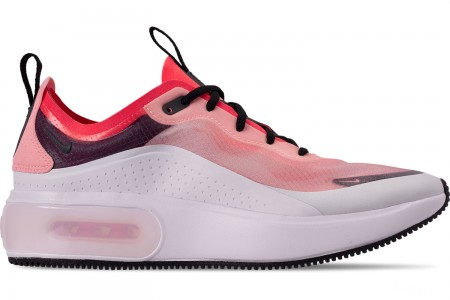 Nike Women's Air Max DIA SE Casual Shoes - Pink/White/Black