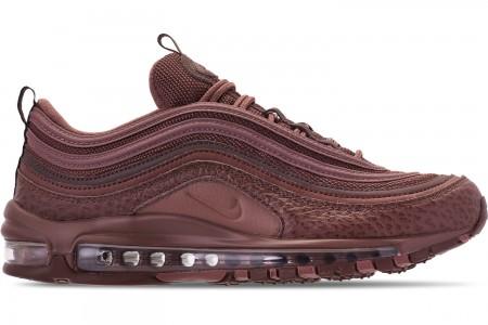 Nike Men's Air Max 97 SE Casual Shoes - Mahogany Mink/Smokey Mauve