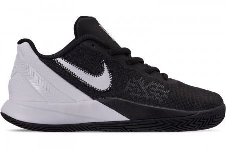 Nike Boys' Little Kids' Kyrie Flytrap II Basketball Shoes - Black/White