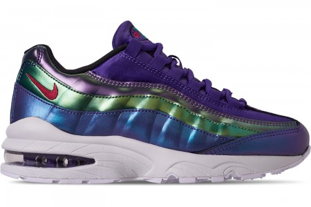 Nike Girls' Big Kids' Air Max 95 SE Casual Shoes -