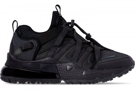 Nike Men's Air Max 270 Bowfin Casual Shoes - Black/Anthracite/Black