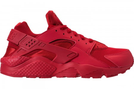 Nike Men's Nike Air Huarache Run Casual Shoes - Red/Red