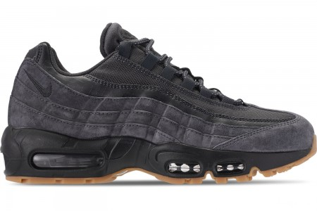 Nike Men's Air Max 95 SE Casual Shoes - Anthracite/Black