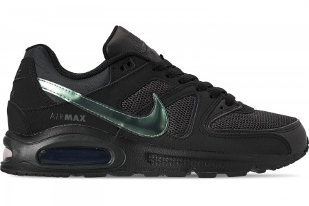 Nike Men's Air Max Command Casual Shoes - Black/Black/Anthracite/Space Purple