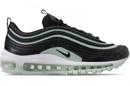 Nike Women's Air Max 97 Casual Shoes - Black/Black