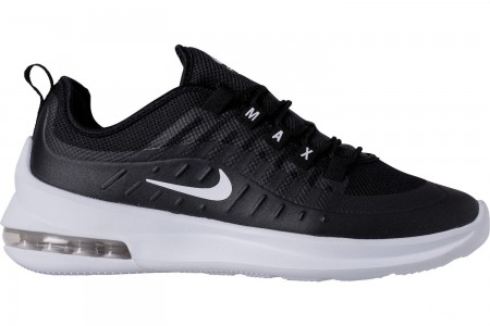 Nike Men's Air Max Axis Casual Shoes - Black/White