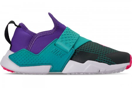 Nike Boys' Big Kids' Nike Huarache Extreme Now Casual Shoes - Hyper Grape/Hyper Grape/Cabana