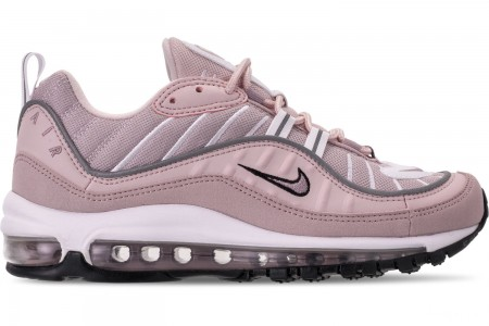 Nike Women's Air Max 98 Casual Shoes - Barely Rose/Elemental Rose/Particle Rose