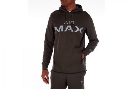 Nike Men's Sportswear Air Max Hoodie - Olive