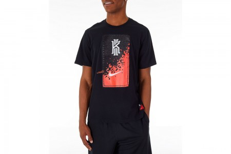 Nike Men's Kyrie Dri-FIT T-Shirt - Black
