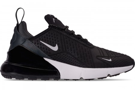 Nike Women's Air Max 270 SE Casual Shoes - Black/Summit White/Black/Anthracite