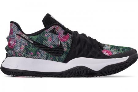 Nike Men's Kyrie Low Basketball Shoes - Black/Black