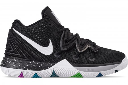 Nike Boys' Little Kids' Kyrie 5 Basketball Shoes - Multi-Color/White