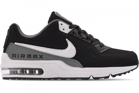 Nike Men's Air Max LTD 3 Casual Shoes - Black/White/Cool Grey