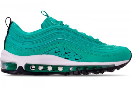 Nike Women's Air Max 97 Lux Casual Shoes - Hyper Jade/Black/White