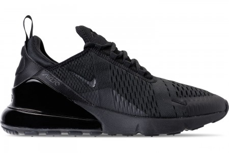 Nike Men's Air Max 270 Casual Shoes - Triple Black
