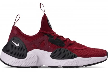 Nike Men's Nike Huarache E.D.G.E. TXT Running Shoes - Team Red/White/Black