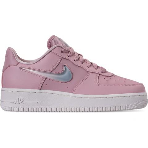 Nike Women's Air Force 1 '07 SE Premium Casual Shoes - Plum Chalk/Obsidian Mist/Summit White