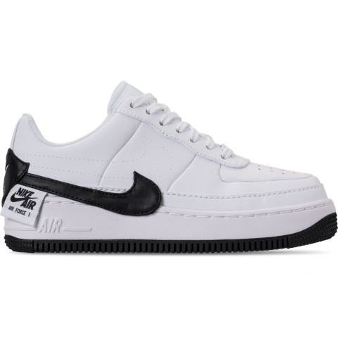 Nike Women's AF1 Jester XX Casual Shoes - White/Black
